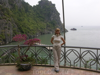 смотровая площадка перед пещерой Тхьенкунг