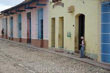 улочки г.Тринидада