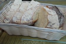 Кухня Тенерифе. Какой вкусный хлебушек.