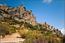 Древниий монастырь св. Иллариона