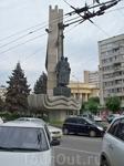 Памятник основателям Царицына-Волгограда