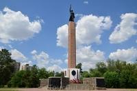 Памятник чекистам