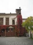 Здание пожарной управы