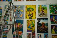 осталось впечатление, что все кубинцы отлично поют и играют, танцуют, рисуют и вырезают из дерева...