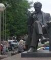 Фотография Памятник Сергею Бондарчуку