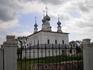 Возле Покровского женского монастыря.