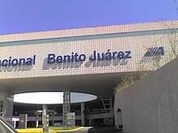 Международный аэропорт имени Бенито Хуареса