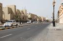 анклав Шарджи в эмирате Фуджейра, все это университет Шарджи