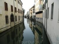 Падуя. Напоминает Венецию.