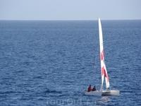 по волнам  Красного моря