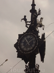 Часы на ул.Баумана