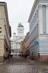 Улочка у Сенатской площади.