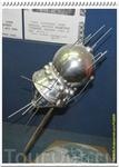Модель одного из «Восходов». Так он выглядел на орбите.