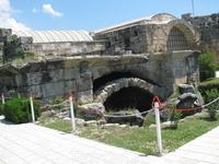 Римские бани. Хиераполис.