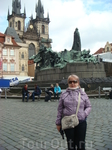 Прага,Староместская площадь