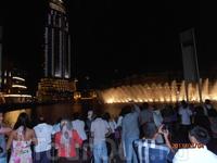 поющие фонтаны Дубая 2