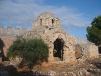 Крепость Алании