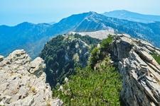 Захватывающие дух виды (на горе Ипсарио)