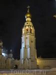 Колокольня Вологодского кремля.