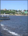 У входа в акваторию ренного порта