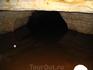 На этой фотографии пещерное озеро =) глубокое и прозрачное =)