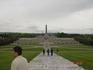 """Там вдали одно из самых монументальных творений Вигеланда - """"Монолит"""". Но в этом парке приятно и просто погулять, если реалистическое направление в скульптуре ..."""