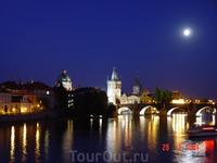 Ночная Прага - это вообще отдельная песня - не хочется идти спать совсем!