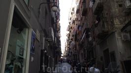 Улицы Неаполя