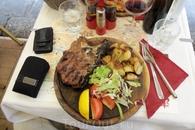Бифштекс по-флорентийски в ресторане Бука Николлини стал дешевле и хуже...