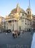 одна из двух церквей на  Пьяцца дель Пополо (левая)