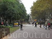 на Passeig de Sant Joan 7