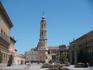 Главная площадь Сарагосы