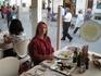 В ресторане в Сан Вито
