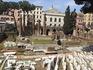 раскопки на Via Del Corso 1