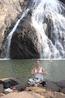 водопад Дудхсагар, в переводе, молочная река,второй по величине в индии