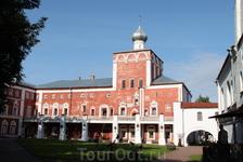 Внутренний двор за Софийским собором