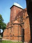 католический собор в Камень Поморском