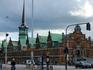 Копенгаген. Здание биржи.