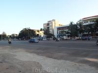 г.  Фантьет, центральная площадь