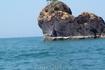Остров в океане есть. оч красиво
