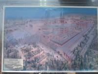 Карта Дворца - как он выглядел тысячи лет назад...