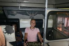 из коломбо в Мириссу на автобусе