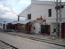 Вокзал на станции Сутоморье