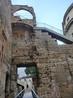 Сейчас вход в башню со стороны Plaza del Rey - один из двух входов в Цирк.