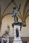 """Скульптура """" Персей  с  головой Медузы """", оригинал, работа Бенвенуто  Челлини ,выдающегося  итальянского скульптора , ювелира, живописца, музыканта Эпохи ..."""