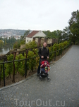 Прага. Вышеград.