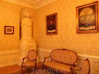еще одна комната на женской половине