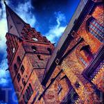 Прекрасно сохранившаяса ратуша Мальме