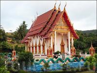 Храм Ват Карон
