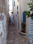 Медина города Хаммамет